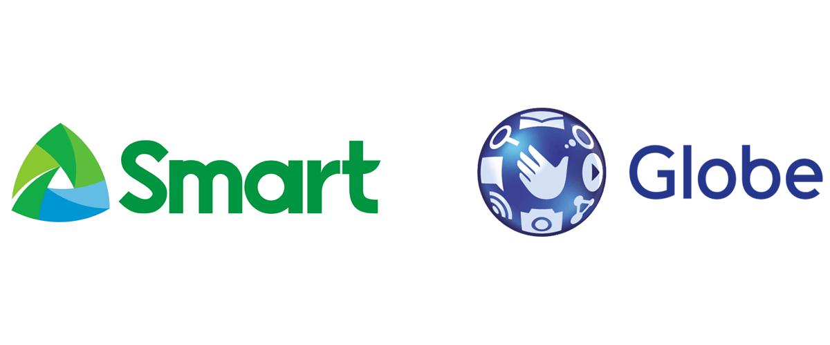 フィリピンでSIMカードを買うなら、SmartかGlobeの2択